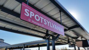 VRE Spotsylvania