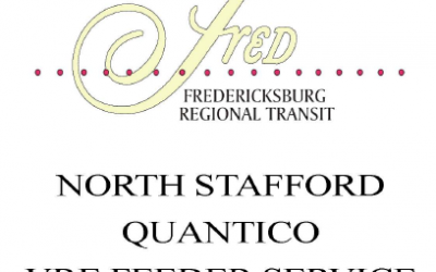 New FRED Transit Route!