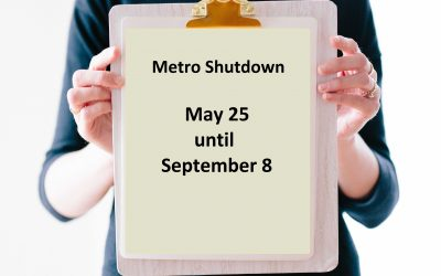 Metro Shutdown Extended 6 Days
