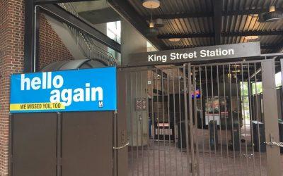 Metro Reopened