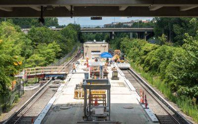 Metro Platform Improvements